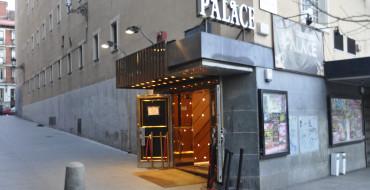 Imagen del exterior de la discoteca madrileña Palace.