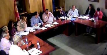 Pleno del Ayuntamiento de Robledo de Chavela